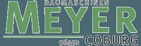 Baumaschinen Meyer
